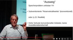 Heinrich Lindner Energiewende Geisterfahrt